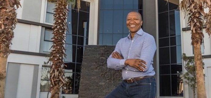 """Inside Sisa Ngebulana's new luxury hotel in Mthatha"" - Destiny Connect"