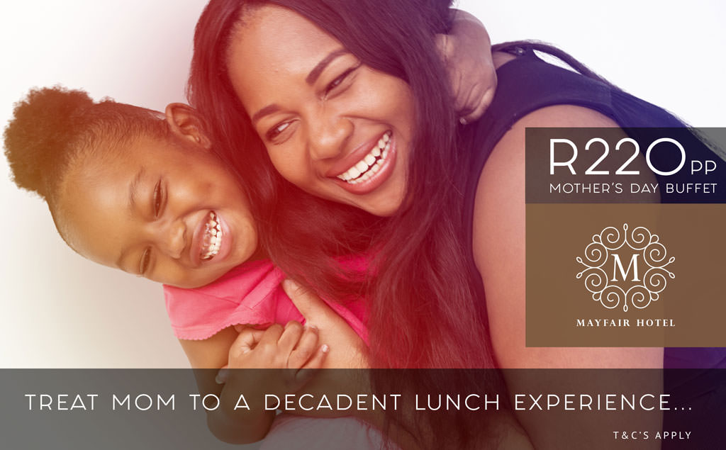 Mother's Day Lunch Buffet - Mayfair Hotel