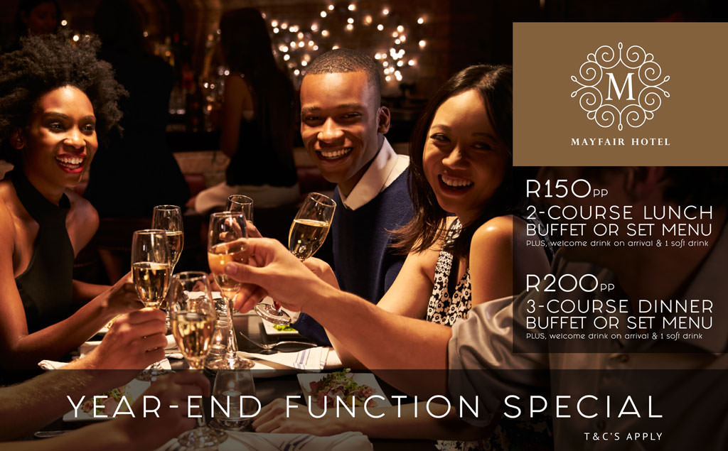 Year-End Special | Mayfair Hotel