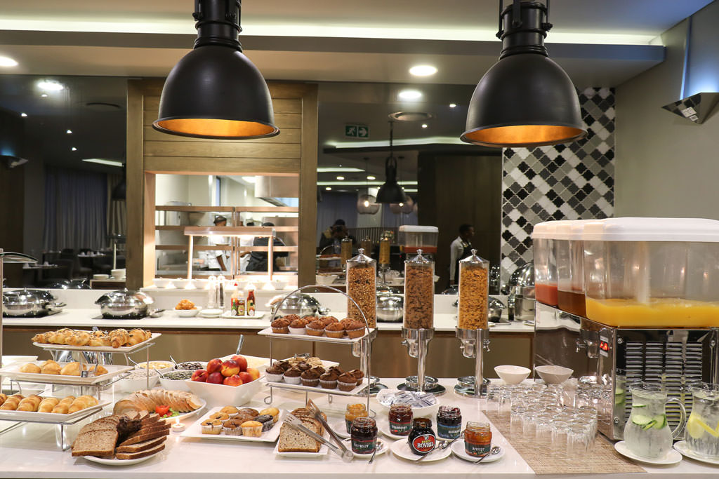 Breakfast Buffet | Mayfair Hotel