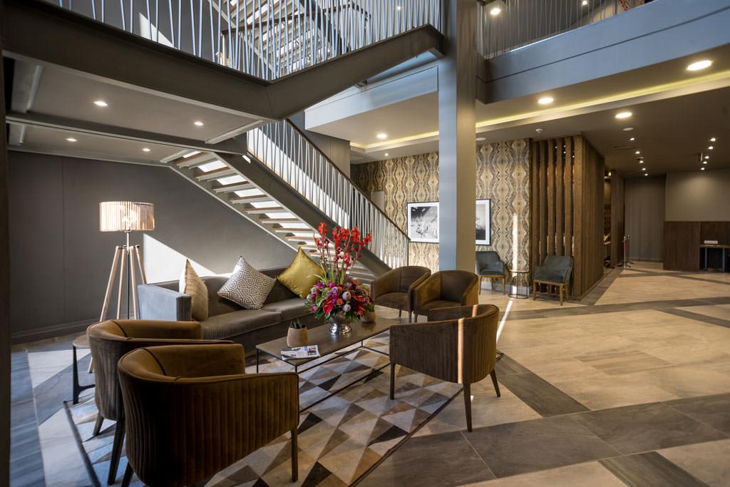 Lobby | Mayfair Hotel