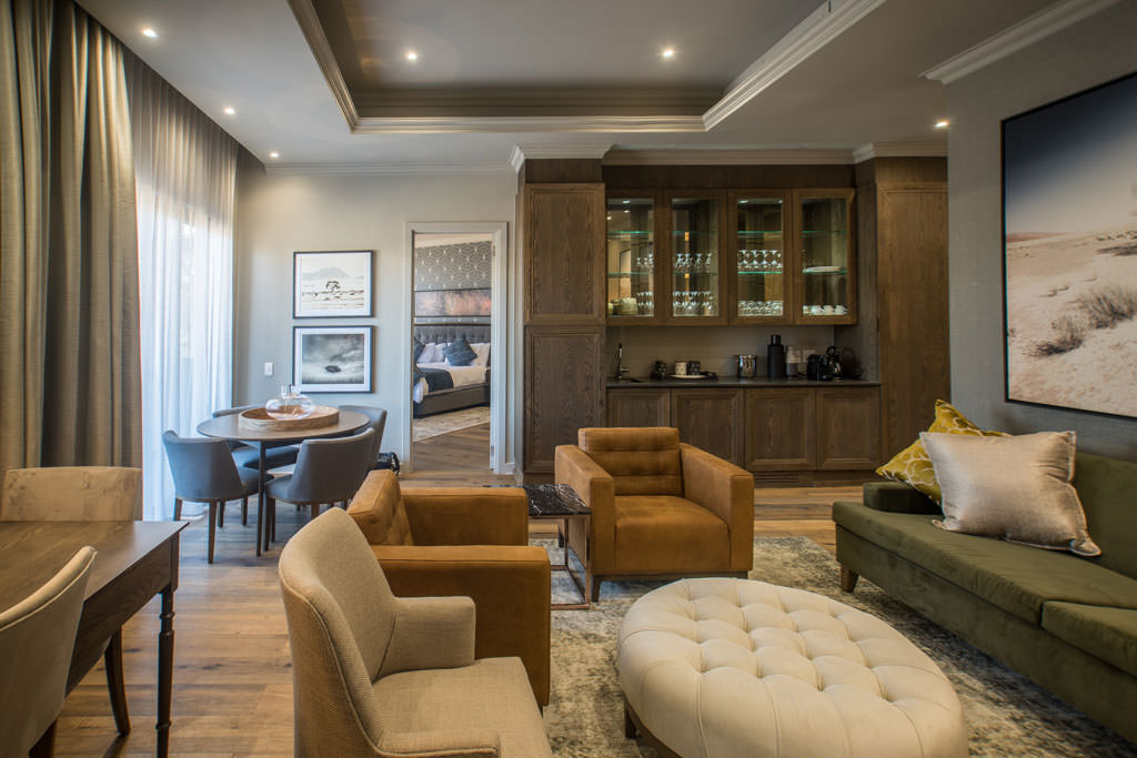 Penthouse Suite | Mayfair Hotel