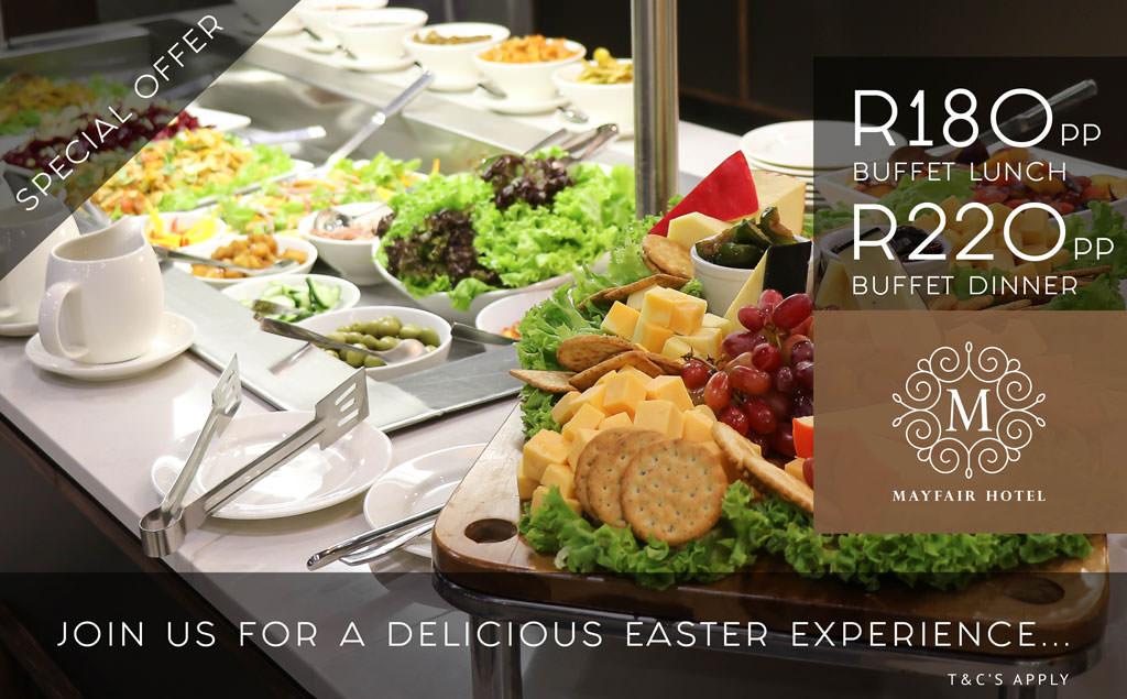 Easter Buffet | Mayfair Hotel