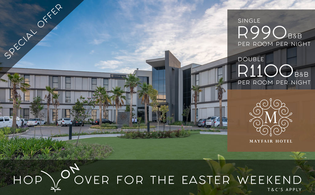 Easter Weekend Special | Mayfair Hotel