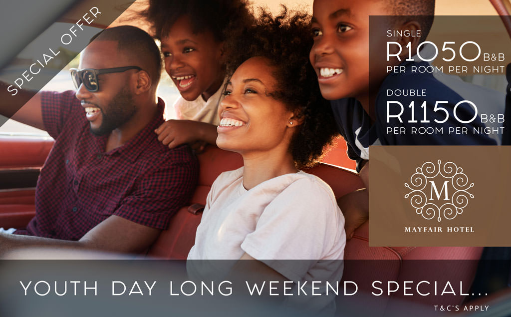 Youth Day Long Weekend Special