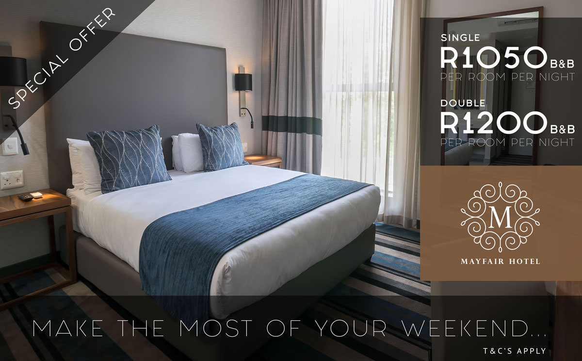 Weekend Special | Mayfair Casino