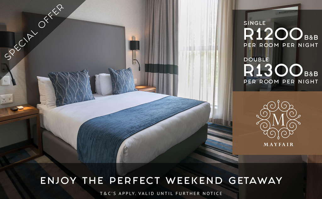 Weekend Special | Mayfair Hotel