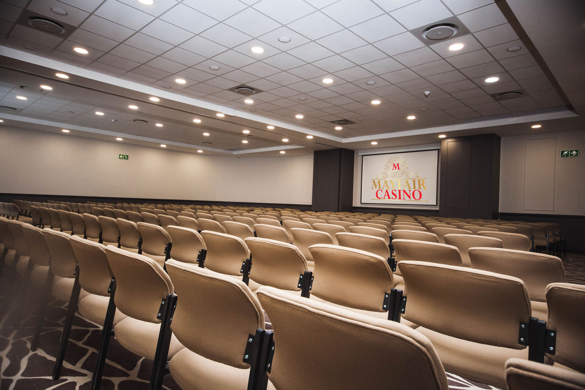Cinema Style Conference Facilities | Mayfair Hotel