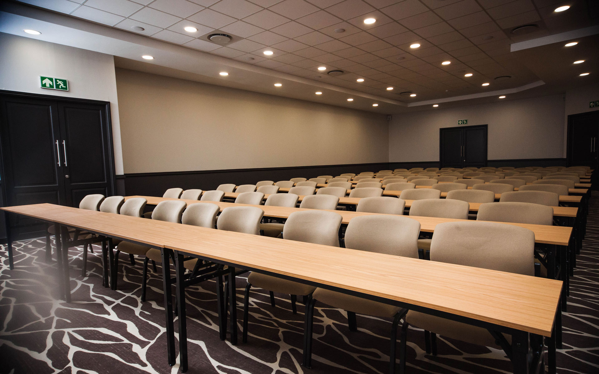 Classroom Style Conference Facilities | Mayfair Hotel