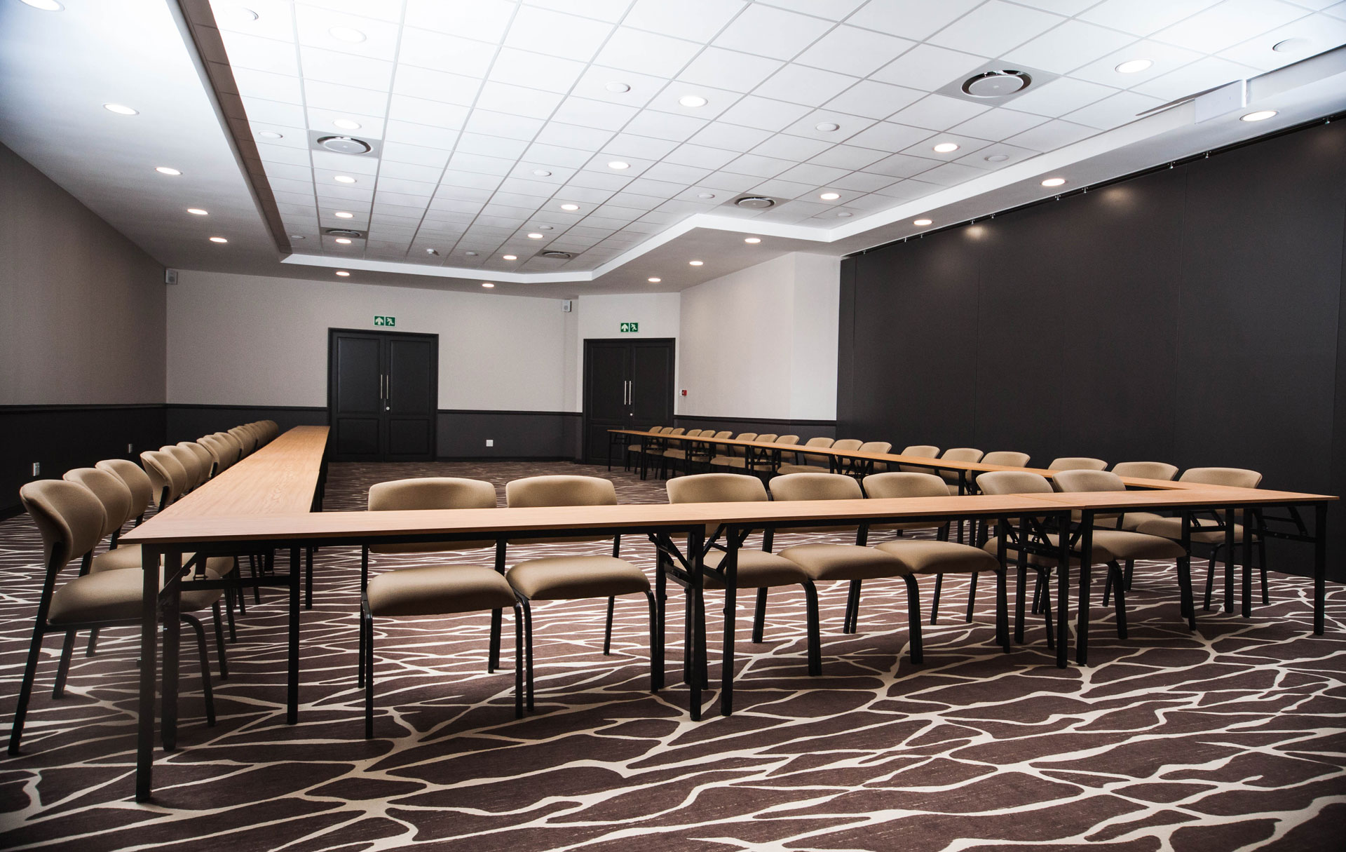 U-Shape Conference Facilities | Mayfair Hotel