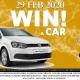 Win a Car | Mayfair Hotel