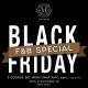 Black Friday F&B Special | Mayfair Hotel